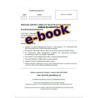 Arkusz maturalny z fizyki GAE_F2 (Licencja dla nauczyciela) z kluczem
