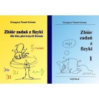 Dwupak: Komplet dwóch zbiorów zadań z fizyki